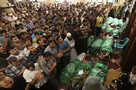 Photo of Almost 430 kids killed in Israeli raids on Gaza
