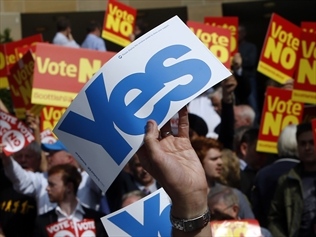 Photo of Sources warn of vote rigging in Scotland's independence vote