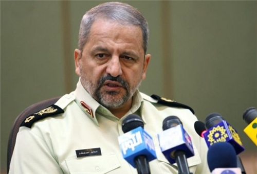 Photo of Police Chief: Enemies Creating Terrorist Groups to Find Foothold in Region