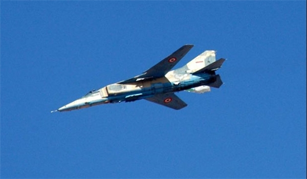 Photo of Syrian Air Force Conducts Fresh Operations against ISIL Terrorists in Reqqa