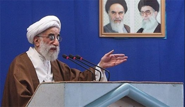 Photo of Senior Cleric Blames US, Regional Allies for Formation of ISIL