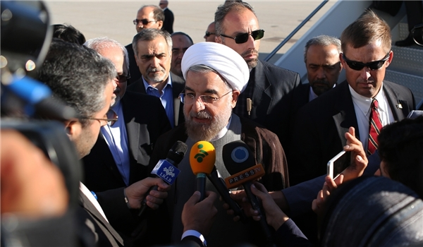 Photo of President Rouhani: Iran Plans to Propose Anti-Terrorism Solutions to UN General Assembly