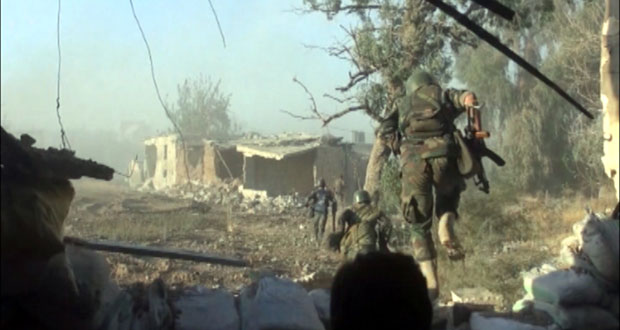 Photo of Syrian Army kills more terrorists in many areas across the country