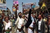 Photo of Thousands of Yemenis celebrate victory of their revolution