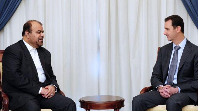 377885_Syria-Assad