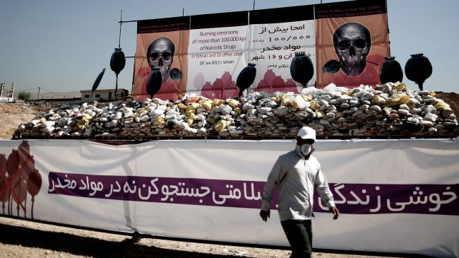 Photo of Iran, Tajikistan to sign MoU to boost anti-narcotics campaign