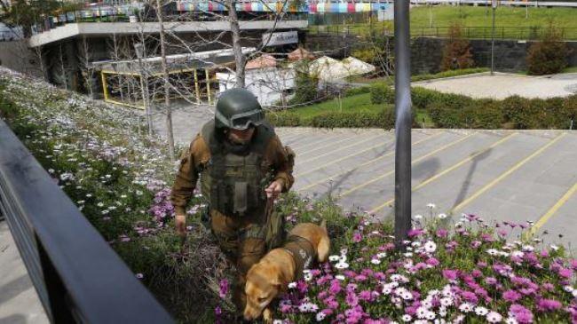 Photo of Ten injured in Chilean bomb blast