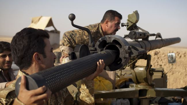Photo of Iraq Peshmerga recounts ISIL weaknesses
