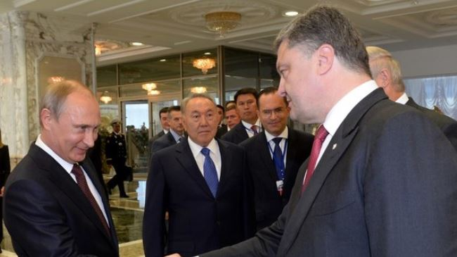 Photo of Moscow, Kiev agree on bids to end east Ukraine crisis