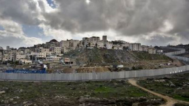 379355_Israel- palestinians- west bank