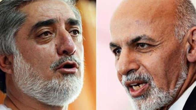 Photo of Afghan presidential vote result to be announced Sunday