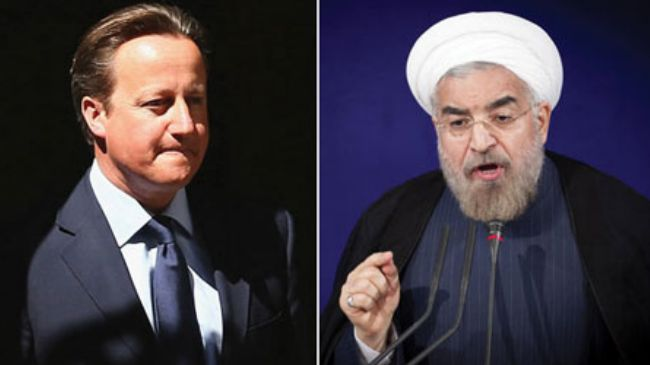 Photo of UK's Cameron to meet Rouhani in New York City