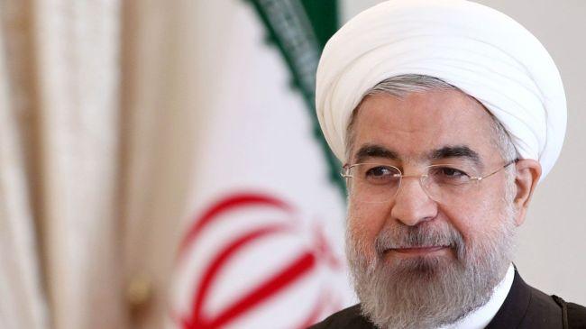 379933_Iran- President- Rouhani
