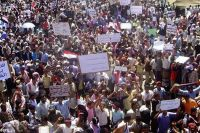 4 more Yemenis killed by government's troops as protests rage