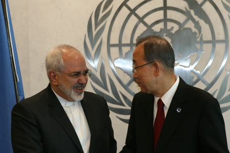 Photo of UNˈs Ban emphasizes need to use Iranˈs capabilities in crisis resolving
