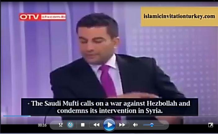 Photo of VIDEO: Lebane MP clarifies US-israel, KSA, Qatar, Turkey consorsium's plots which make Mideast bath in blood!
