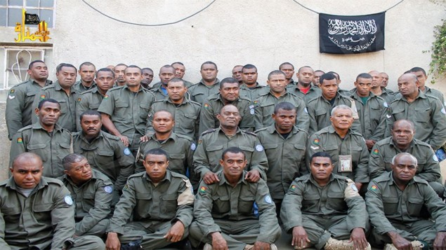 Photo of Nusra Front Says Will Free UN Troops