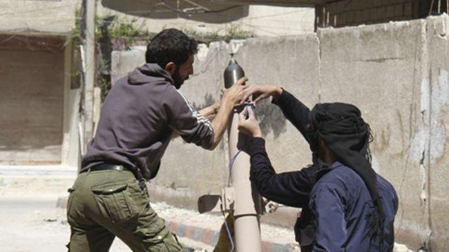 Fresh militant mortar attacks kill five Syrian civilians
