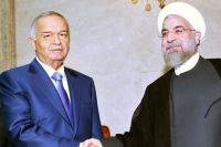 Iran, Uzbekistan determined to expand relations