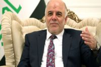 Iraqi premier rejects foreign ground troops in Iraq