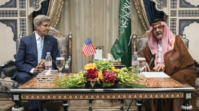 Kerry in Saudi Arabia for talks on ISIL