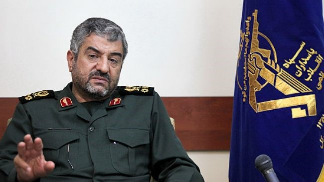 US to regret military action in Syria: IRGC chief