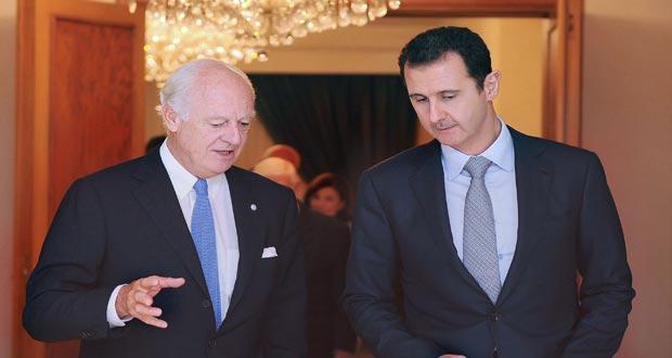 President al-Assad