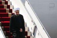 President arrives in Astana