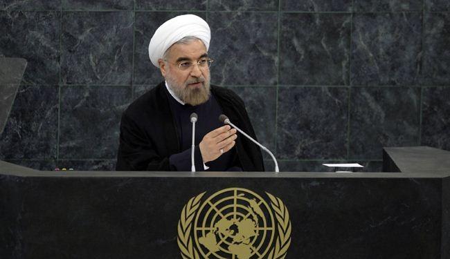 العقوبات التي فرضت ضد ايران تخالف الحقوق الاساسية للانسان