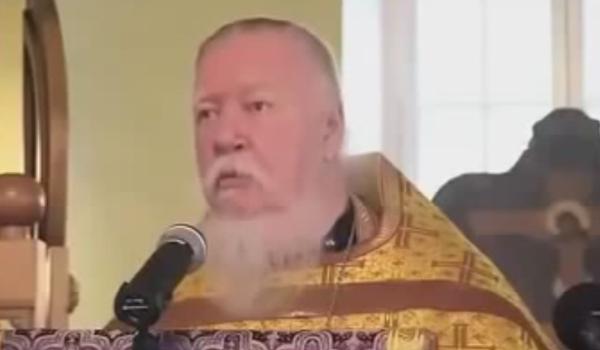 Russian Archpriest  Future Belongs to Muslims