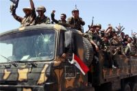 Syria army retakes strategic town of Adra
