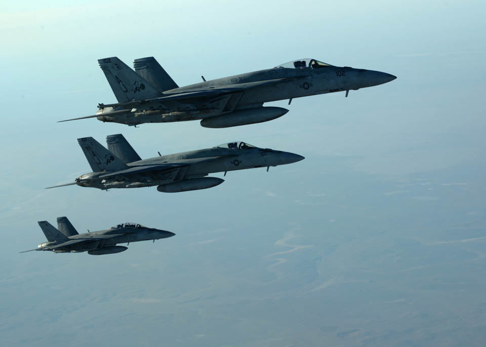 Syrian Civilians a Target for US-Led Strikes