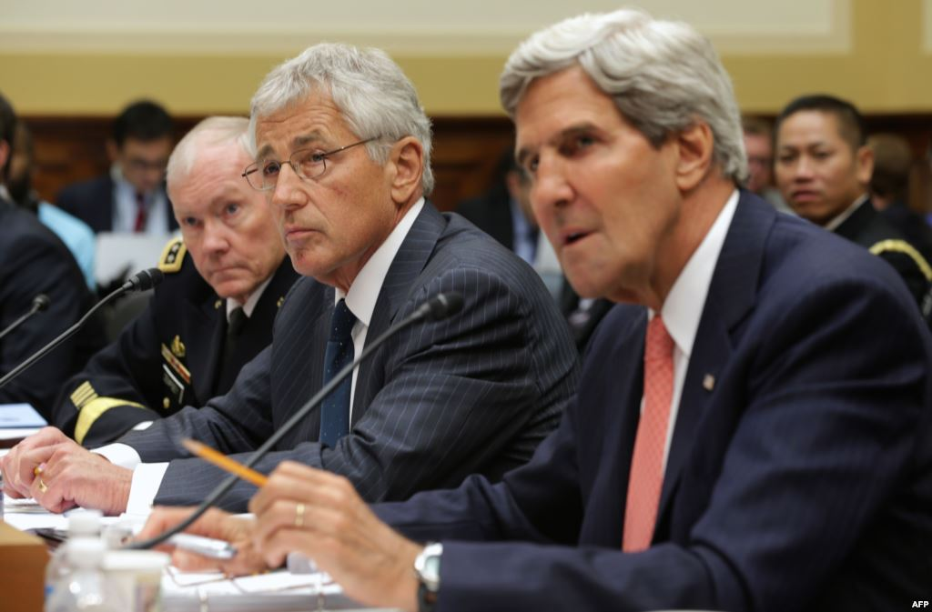 Washington Calls on Forming Int'l Coalition to Eliminate ISIL