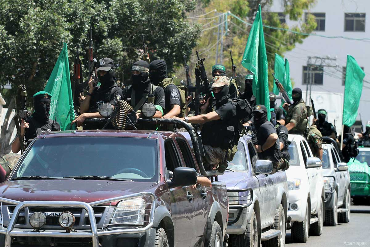 Photo of Hamas to consider any international force in Gaza an occupying power