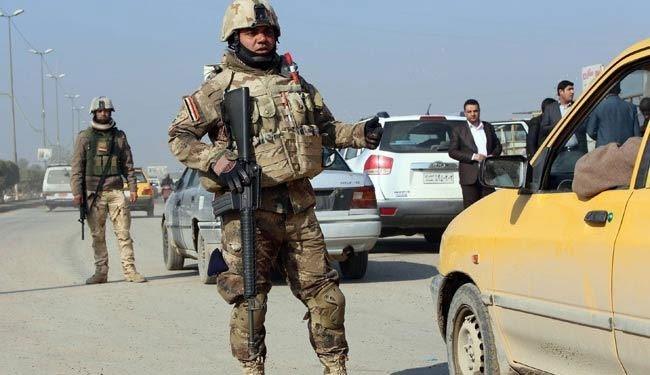 Iraqi forces battle ISIL Takfiri elements in Tikrit