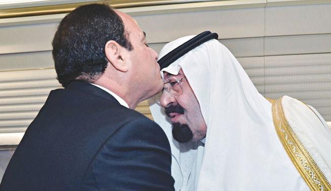 Saudi regime's hatred of Islamic movements