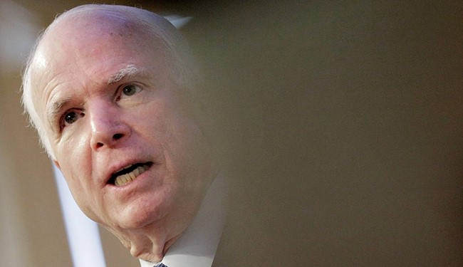 Photo of McCain: Obama's national security team agreed on arming ISIL