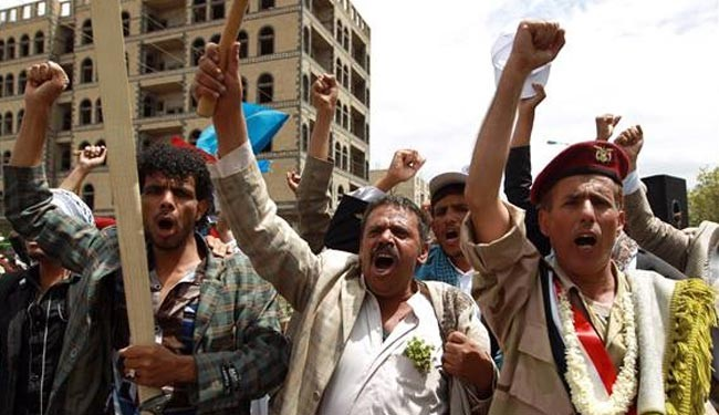 Yemeni protesters killed trying to storm gov't HQ
