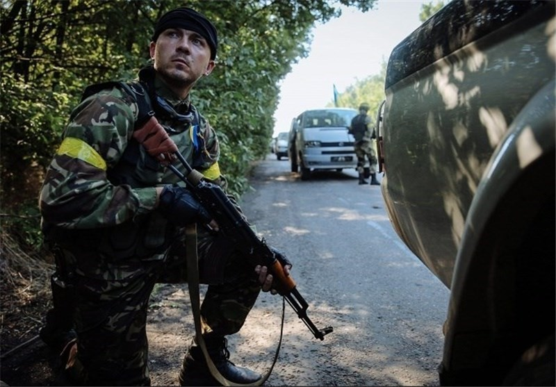Ukraine Hosts Military Drills Led by US, Joined by NATO