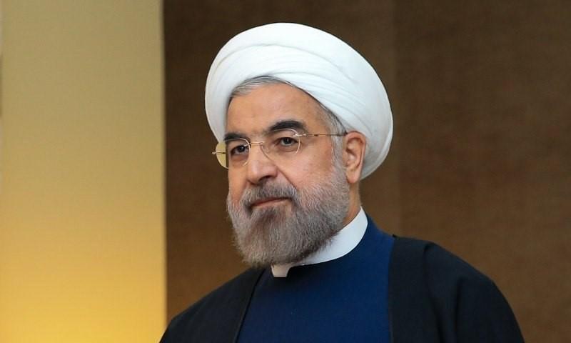 Photo of President Rouhani: Anti-ISIL Coalition a Joke