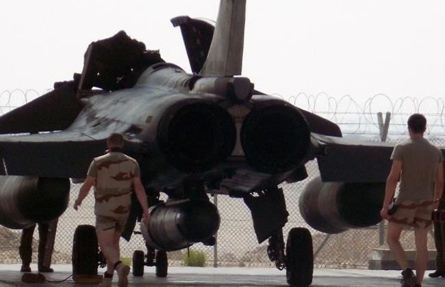 France Carries out First Anti-ISIL Strike in Iraq