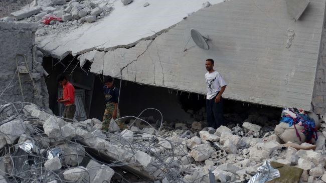 'US strikes violate Syria sovereignty'