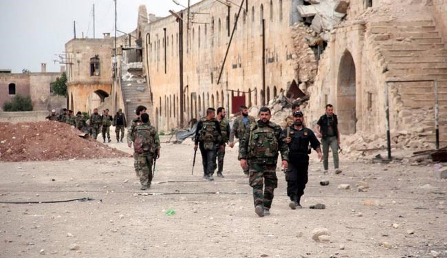 Syria army retakes strategic town of Adra
