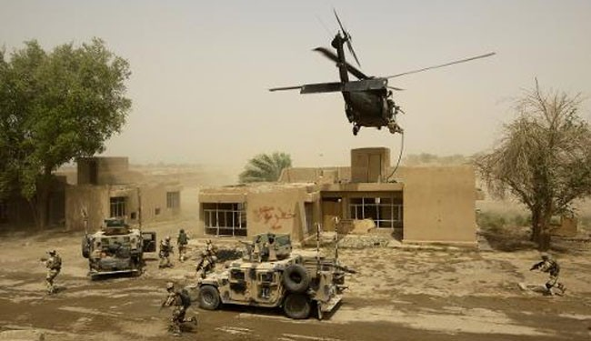Gunmen shoot down helicopter in Iraq, kill 5