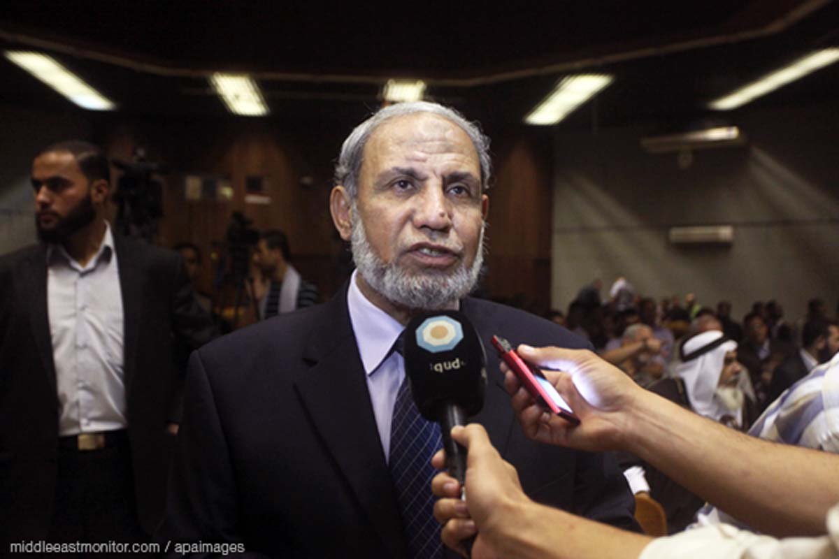 Photo of Hamas leader: Consensus government is failing in its duties