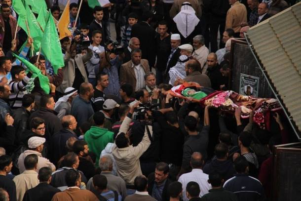 Photo of Photos- Funeral of 5 years old Palestinian girl murdered  by a zionist settler in Ramallah