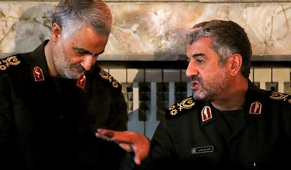 Photo of IRGC Commander Reiterates Enemies' Failure in Creating Insecurity at Iranian Borders