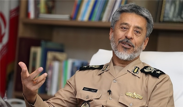 Photo of Iranian Commander: Chinese Navy Willing to Expand Mutual Cooperation with Iran