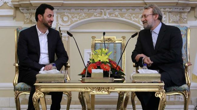 381493_Larijani-Abtan-meeting