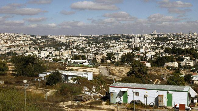 381495_Jerusalem-area- Givat Hamatos